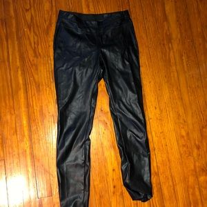 Blank NYC vegan leather leggings